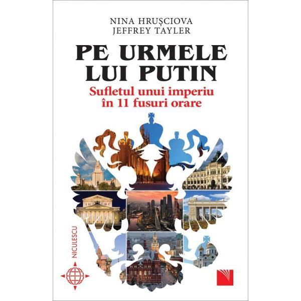 """""""O lectur&259; cuceritoare care este de asemenea &537;i cea mai profund&259; carte pe care am citit-o despre RusiaPe urmele Iul Putinreprezint&259; o lucrare esen&539;ial&259; pentru oricine î&537;i dore&537;te s&259; în&539;eleag&259; mai bine Rusia &537;i ar trebui s&259; II fie recomandat&259; oricui îndr&259;zne&537;te s&259; comenteze ast&259;zi la adresa acestei &539;&259;ri""""p classBodytext20"""