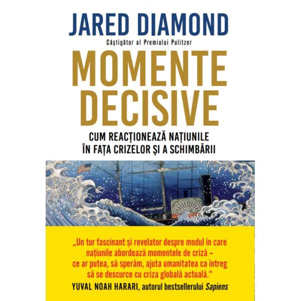 O nou&259; explica&539;ie &537;ocant&259; despre cum &537;i de ce unele na&539;iuni î&537;i revin din crize iar altele nu de la autorul bestsellerurilorArme virusuri &537;i o&539;el&537;iCollapseOdat&259; cu succesele sale interna&539;ionaleArme virusuri &537;i o&539;el&537;iCollapse Jared Diamond ne-a transformat modul în care în&539;elegem motivul pentru