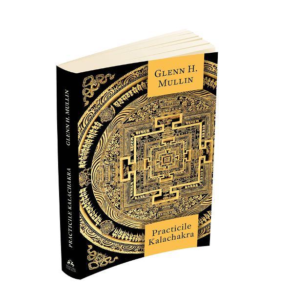 """Aceasta lucrare este o adevarata enciclopedie a uneia dintre cele mai cunoscute si inalte traditii ale budismului tantric tibetan si anume Kalachakra """"Roata Timpului""""In prima parte a acestei lucrari Glenn Mullin vechi practicant al budismului tibetan traducator si apropiat al actualului Dalai Lama si a altor maestri ai sistemului ne introduce gradat in ambianta acestei invataturi explicand diversele paradigme ale celorlalte ramuri ale budismului in general apoi"""