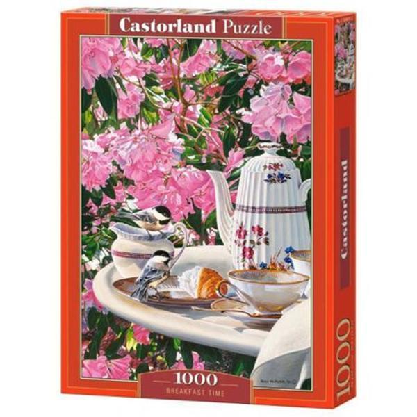Puzzle cu 1000 de piese Dimensiunile cutiei sunt 35 x 25 x 5 cm