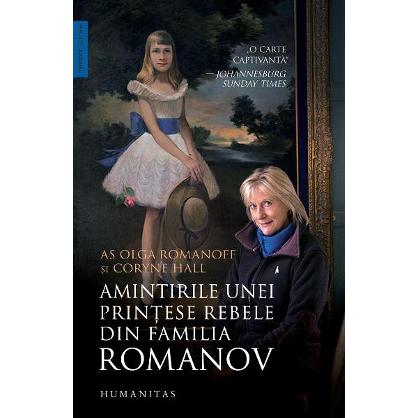 Olga Romanoff nepoat&259; colateral&259; a &355;arului Nicolae II ne spune în aceast&259; carte de memorii fascinanta poveste a unei prin&539;ese a c&259;rei familie a reu&537;it s&259; scape din mâinile bol&537;evicilor Copil&259;ria ocrotit&259; din labirintica Provender House în Anglia profund&259; educa&539;ia atipic&259; oferit&259; de o mam&259; sever&259; &537;i snoab&259; cu origini sco&539;iene &537;i scandinave &537;i un tat&259; mai