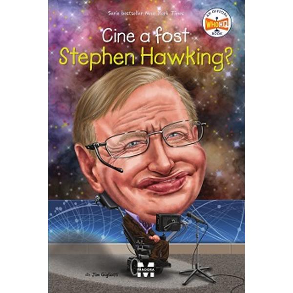 """Care dintre aceste afirma&539;ii este adev&259;rat&259;• Un adolescent a c&259;rui porecla era """"Einstein• Un celebru fizician &537;i autor• Un mare gânditor care a elaborat o teorie larg acceptat&259; despre începutul timpuluiToate cele de mai susAfl&259; mai multe din aceast&259; carte minunat ilustrat&259;"""