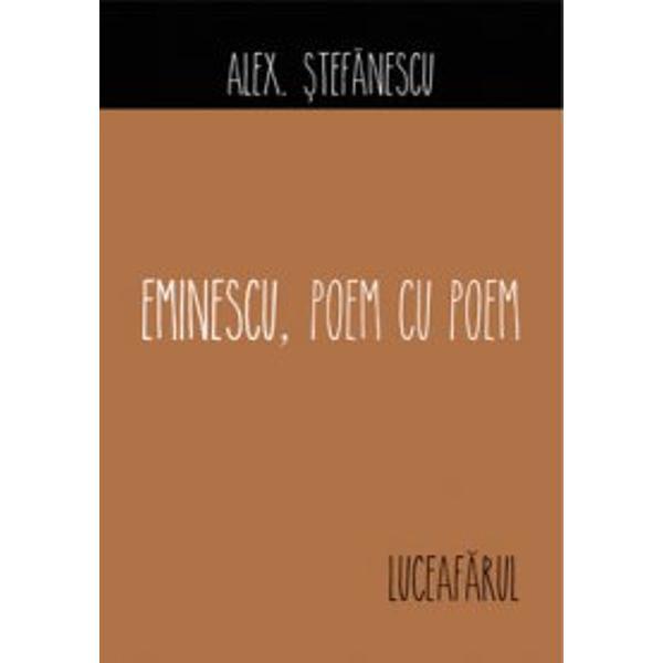 Eminescu poem cu poem Luceafarul