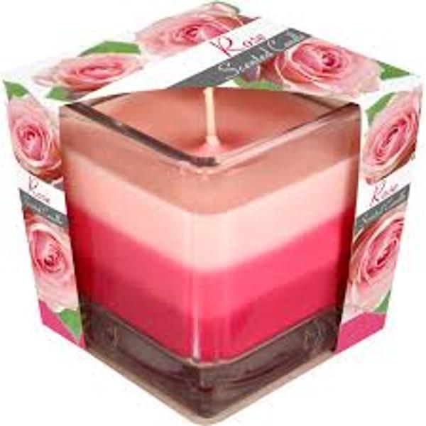 Lumânareparfumat&259; în pahar în trei culoriCod produssnk80-78Material exterior sticl&259;Arome TrandafirÎn&259;l&355;ime80 mmDiametru80 mmTimp de ardere 32 ore