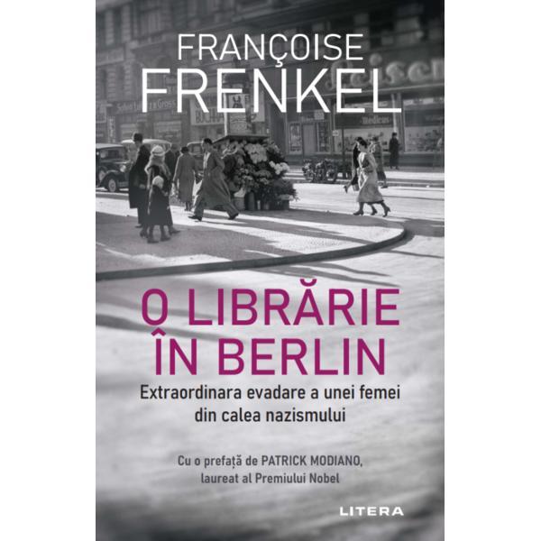 În 1921 Françoise Frenkel o evreic&259; din Polonia î&537;i împline&537;te un vis deschide La Maison du Livre prima libr&259;rie francez&259; din Berlin care atrage arti&537;ti &537;i diploma&539;i celebrit&259;&539;i &537;i poe&539;i Magazinul se transform&259; într-un refugiu pentru intelectuali pe m&259;sur&259; ce ideologia nazist&259; începe s&259; se extind&259; În 1935 situa&539;ia devine din ce în ce mai