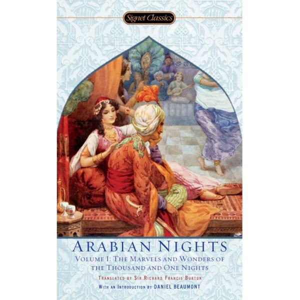 Enjoy the timeless tales of Aladdin Sinbad Ali Baba and the Forty Thieves and many more in this first volume of The Arabian Nights br stylecolor 333333; text-transform none; text-indent 0px; letter-spacing normal; font-family Fort-Book Helvetica Neue Helvetica Arial sans-serif; font-size 16px; font-style normal;