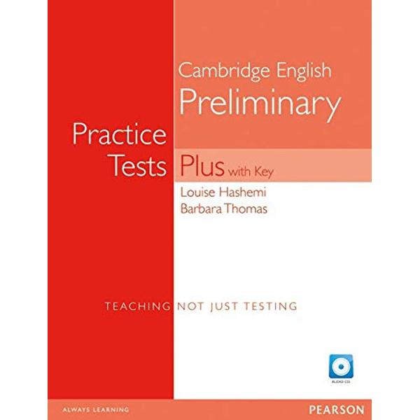 It includes6 complete Practice Tests in exam format and incorporating the latest changes to the examfull colour visual material for Paper 3ready-to-use lessons introducing each task type in Test 1 & 2extra practice of language tested in the examsample interview for speaking Parts 1-4useful exam tips and reminders in Test 3extra practice for Writing Part 1sample OMR answer sheets to practise