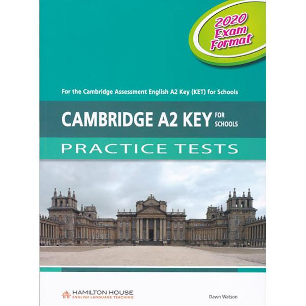 Cambridge KET Practice Tests have been designed to familiarise students with the 2020 test format of the Cambridge English Key for Schools examinations as well as to expand their vocabulary and to improve the skills required to pass these examinationsCambridge KET for Schools Practice Tests Students book pack contain• stidents book six complete practice testsa full introduction to the examinationexam technique sections advising students on how to