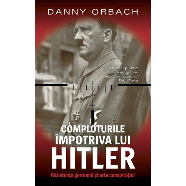 La un an dupa ce Adolf Hitler a devenit cancelar al Germaniei in 1933 toate partidele cu exceptia celui nazistau fost scoase in afara legii si libertatea presei a devenit o amintire Cu toate acestea in urmatoriiani au aparut grupari de conspiratori formate din soldati profesori politicienidiplomatiteologicare au incercat in mod repetat sa puna capat regimului criminal al Fuhrerului Romanul lui Danny Orbachplin de dramatism si suspans spune povestea completa a acelor eforturi