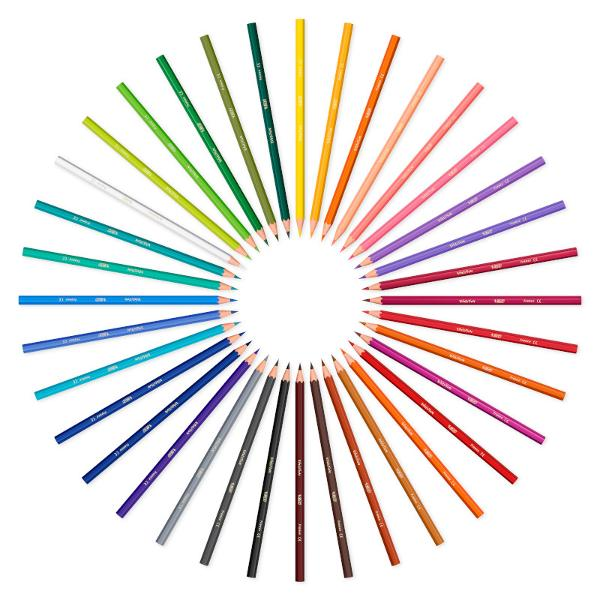 Creioanele colorate BIC Kids Evolution ECOlutions sunt rezistente la soc rezistente la mestecat si nu se sparg daca sunt rupte Cu o manta protectoare ultra-durabila ele pot fi utilizate zilnic si sunt creioanele ideale pentru copii cu varsta de 5 si peste In plus ele sunt fabricate cu ajutorul unor pigmenti de inalt&259; calitate astfel incat umpluturile solide si desenele clare sa devina o sarcina usoara• Pachet de 36 creioane colorate ecologice in culori vesele si