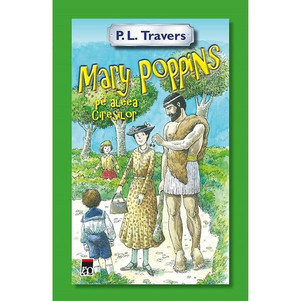 O nou&259; plimbare o nou&259; aventur&259; De data aceasta Mary Poppins &351;icopiii familiei Banks se întâlnesc cu mai multe personaje din mitologiagreac&259; Castor Polux Orion venite împreun&259; cu prietenii lorIepurele Vulpea &351;i Ursul s&259; guste cire&351;ele din parc spre disperareapaznicului care nu mai pridide&351;te cu cearta O întâmplare