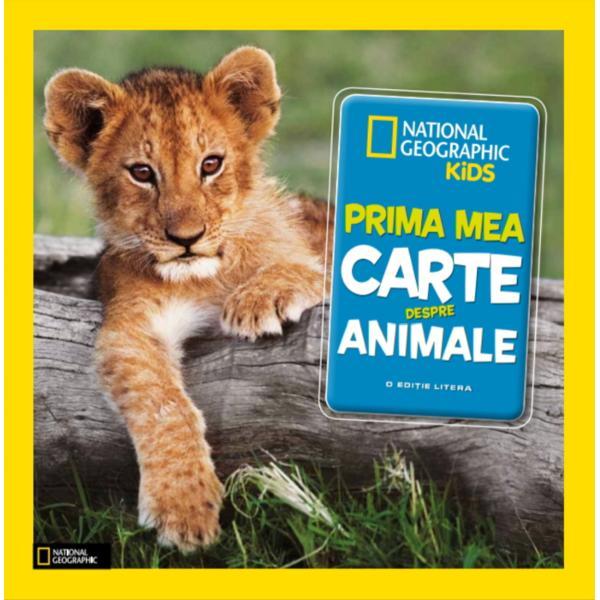 UR&350;I POLARI PINGUINI LEI girafe &539;estoase fluturi &351;i multe altele Aceste pagini amplu ilustrate îi prezint&259; tân&259;rului cititor câteva animale &351;i via&355;a lor în s&259;lb&259;ticieÎN INTERIOR VEI g&259;si• Fotografii incredibile cu animale• Date interesante despre animale care populeaz&259; planeta P&259;mânt• Aspecte mai pu&539;in cunoscute din lumea