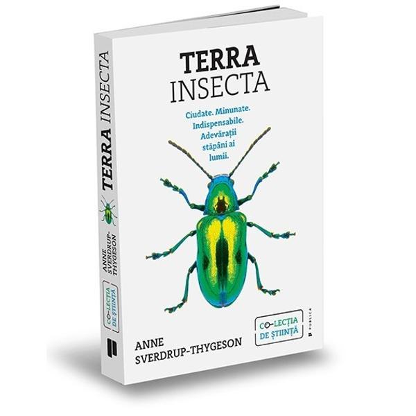 Insectele reprezint&259; jum&259;tate din regnul animal Tr&259;iesc peste tot – în pe&537;terile din adâncul p&259;mântului sus pe crestele cele mai înalte ale Mun&539;ilor Himalaya în interiorul computerelor în izvoarele termale din Parcul Yellowstone &537;i în urechile &537;i n&259;rile creaturilor mult mai mari decât ele Exist&259; insecte cu urechi pe genunchi cu ochi pe penisuri &537;i cu limbi sub