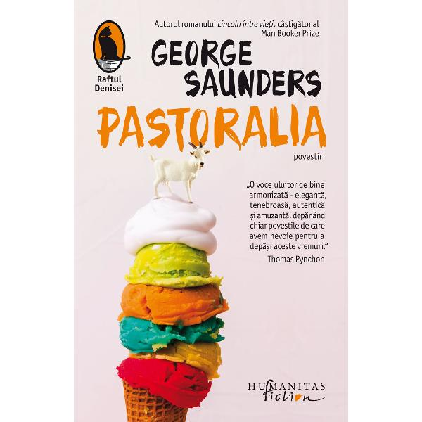 """Traducere &537;i note de Radu ParaschivescuAutorul romanuluiLincoln între vie&355;i câ&537;tig&259;tor al Man Booker PrizeDestinat s&259; devin&259; unul dintre cele mai bune volume de povestiri ale anilor 2000Pastoralial-a ridicat pe George Saunders la rangul de """"maestru care distileaz&259; haosul vremurilor pe care le tr&259;im în fic&539;iune"""" Salon Cele"""