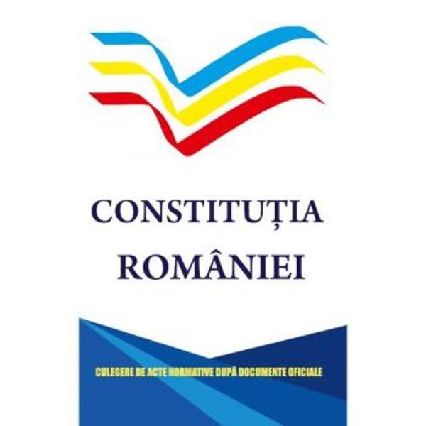 Culegere de acte normative dupa documente oficiale