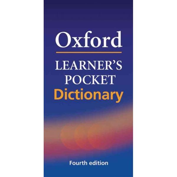 Essential information on the basic vocabulary learners of English need to know in a handy pocket-sizeThe Oxford Learners Pocket Dictionary has over 38000 words phrases and meanings giving students a handy quick-reference guide to basic English vocabulary It includes essential information on meanings grammar patterns spelling idioms and phrasal verbs• Up-to-date vocabulary with new words from British and American English• Oxford 3000™ keywords the