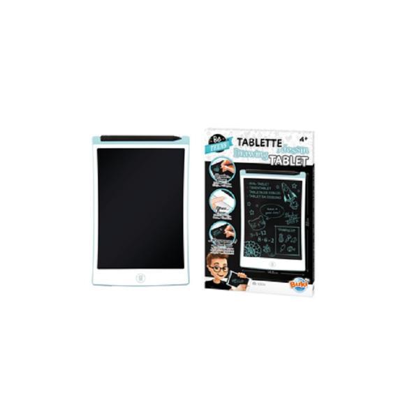 Tablet&259; de desen BKTD001 Buki 3700802103226Po&539;i scrie desena sau not&259; pe aceast&259; tablet&259; cu ecran LCD Po&539;i folosi stylusul special c&259; pe un creion obi&537;nuit &536;tergi prin simpl&259; ap&259;sare a unui butonDimensiuni 22 x 145cmNecesit&259; o baterie CR2016 care este inclus&259; în pachetVârst&259; recomandat&259;4 ani
