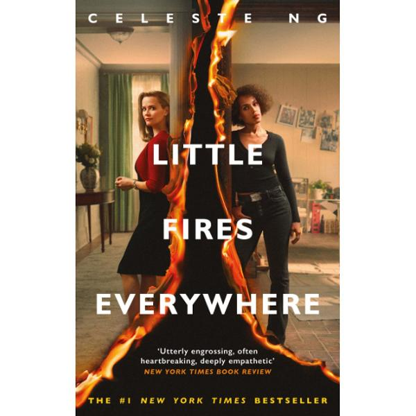 Just read it    Outstanding Matt HaigTo say I love this book is an understatement    It moved me to tears Reese WitherspoonBeautifully written completely charming and extremely wise on the subject of adolescence and influence Nick HornbyEveryone in Shaker Heights was talking about it that summer how Isabelle the last of the Richardson children had finally gone around the bend and burned the house downIn Shaker