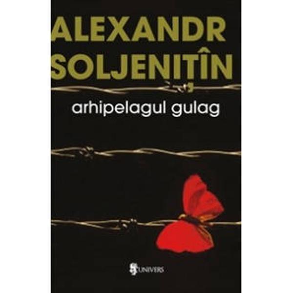 Arhipelagul Gulag este cartea care a deschis ochii Occidentului asupra ororilor totalitarismului sovietic aducand la lumina&131; experientele subumane din laga&131;rele de reeducare  prin munca&131; din URSS Devenita&131; foarte repede o adeva&131;rata&131; biblie a disidentilor din fostul bloc sovietic Arhipelagul Gulag este o incercare de investigatie literara&131;  a anilor pe care Alexandr Soljenitin i-a petrecut in laga&131;rele groazei dupa&131; ce a avut curajul sa&131;