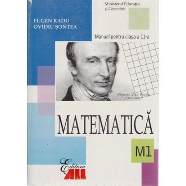 Matematica Manual 11- Radu 2006