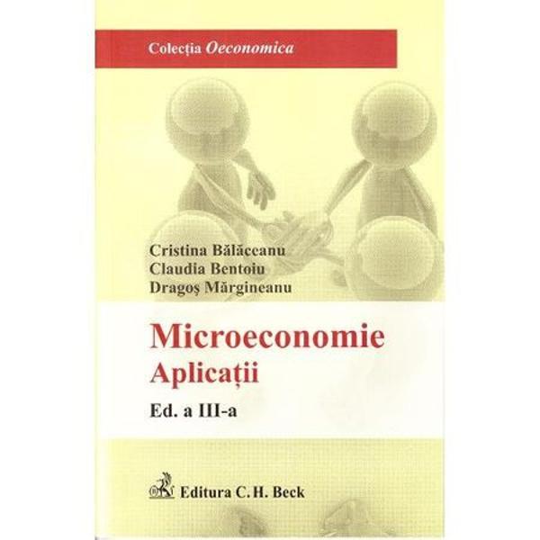 Microeconomie Aplicatii ed III