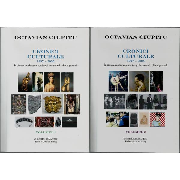 Cronici culturale 1997-2006 volumul III