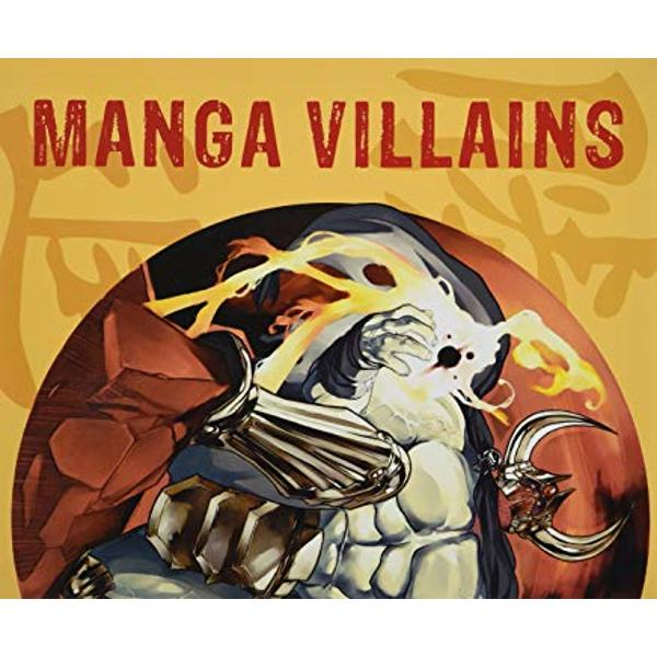 Manga Villains