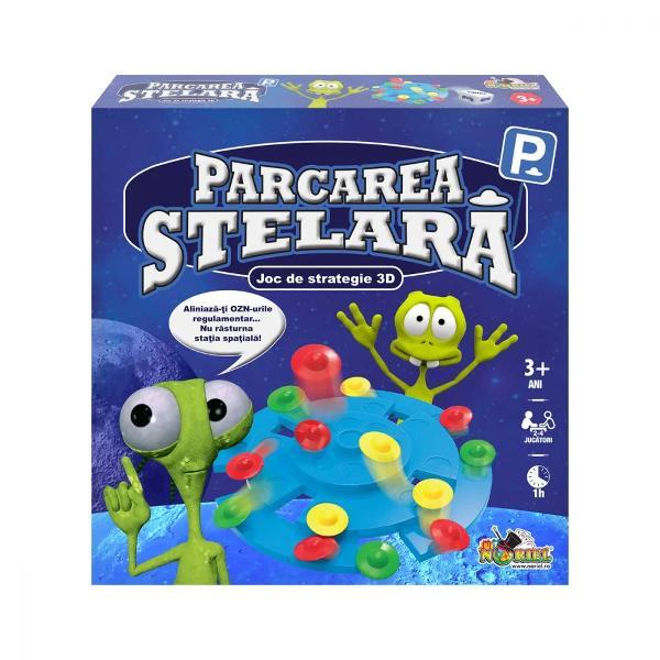 CuloareAlbastruPentruBaieti FeteVarsta3 - 4 ani 4 - 5 ani 5 - 6 ani 6 - 7 aniBrandNoriel GamesParcheaza-ti OZN-ul