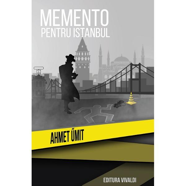 &536;apte crime…&537;apte suverani…&537;apte monede…&537;i &537;apte monumente istorice…toate legate de un singur fir istoria unuia dintre cele mai enigmatice &537;i mai impresionante ora&537;e ale lumii  Memento pentru Istanbul este un roman captivant care alterneaz&259; între trecut &537;i prezent întorcându-se pân&259; în
