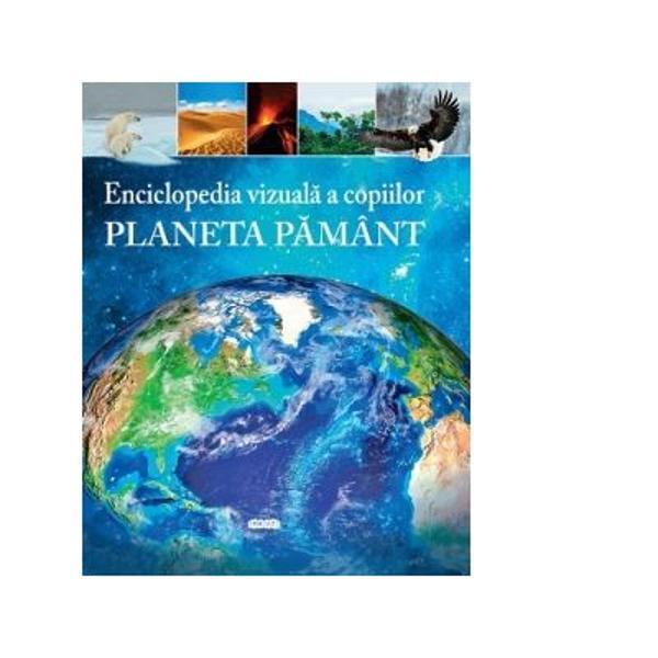 Descoper&259; planeta noastr&259; incredibil&259; &537;i for&539;ele care au modelat-o de la vulcani &537;i cutremure la vânt &537;i ploaie precum &537;i impactul activit&259;&539;ii omului Plin&259; de faptesuprinz&259;toare &537;i fotografi i impresionanteaceast&259; carte exploreaz&259; continentele ne prezint&259; rocile &537;i mineralele ce se ascund în adâncuri râurile &537;i oceanele zoneleclimatice dar &537;i oamenii