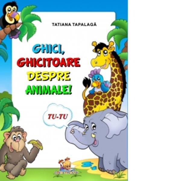 Elefantul Tutu s-a n&259;scut într-o diminea&355;&259; cenu&351;ie cu mult&259; mult&259; cea&355;&259; în jur&350;i culoarea lui Tutu e cenu&351;ie La fel &351;i a mamei lui Totul în jur pare a fi trist în afar&259; de trompa lui Tutu care pare-se adulmec&259; o lume vesel&259; colorat&259;- Oare unde se afl&259; aceast&259; lume se întreab&259; elefantul Tutu Eu zic s&259;