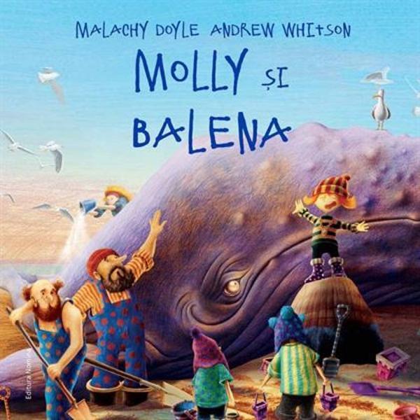 Molly &537;i Dylan se trezesc într-o diminea&539;&259; &537;i g&259;sesc o balen&259; e&537;uat&259; pe plaj&259; Tat&259;l lui Molly le arat&259; copiilor cum s&259; aib&259; grij&259; de balen&259; pân&259; când nivelul m&259;rii va cre&537;te În timp ce copiii se str&259;duiesc s&259; îi men&539;in&259; temperatura &537;i umiditatea Molly îi cânt&259; s&259; o lini&537;teasc&259; Vor reu&537;i ei s&259; ajute balena