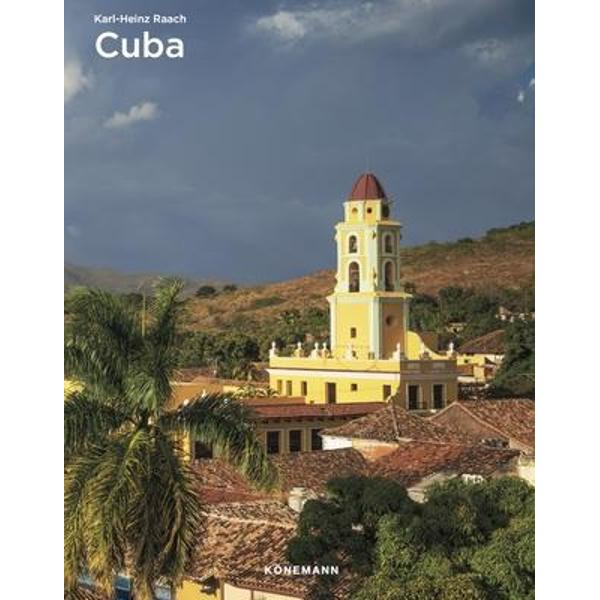 Cuba is synonymous with sugar and cigars rum and revolution classic cars and socialism dream beaches and music But it is also a country that has protected one-fifth of its surface area This book presents fascinating nature of the country and its diverse culture in 300 pictures