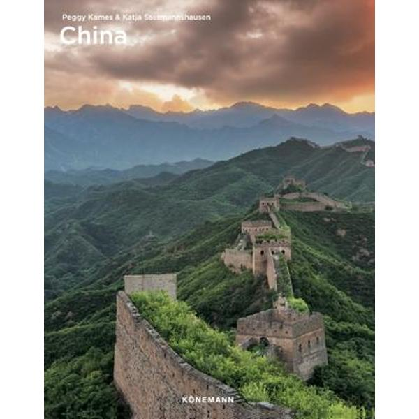 Modern megacities breathtaking natural backdrops and a varied cultural landscape with a long tradition - China captivates with its contrasts and unbelievable diversity The most populous country in the world can be seen here in over 500 impressive photographs