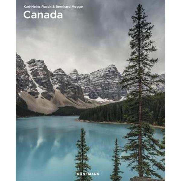 Canada borders the USA in the south and the Arctic Circle in the north This results in a landscape diversity with endless forest areas in the south and ice and rock areas in the north beyond the Arctic tree line In over 500 pictures this volume shows the multifaceted wilderness of Canada These include the Banff National Park in the Rocky Mountains famous for its numerous lakes and the Niagara Falls on the border with the USA The metropolis Toronto Vancouver on the west coast as well