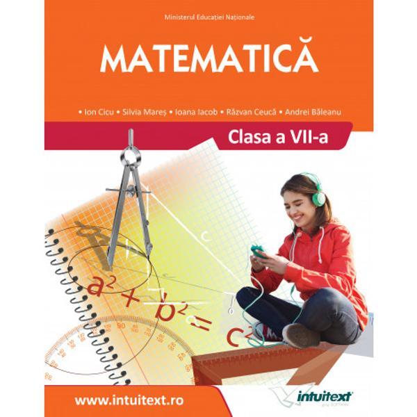 Manualul de Matematic&259; conform cu Programa &537;colar&259; este structurat în 11 unit&259;&539;i de înv&259;&539;areFiecare unitatea de înv&259;&539;are cuprinde lec&539;ii de PREDARE de RECAPITULARE de EVALUARE de AMELIORARE &537;i DEZVOLTARELec&539;ia de predareare sec&539;iuni corespunz&259;toare momentelor lec&539;iei în situa&539;ia de predare-înv&259;&539;are centrat&259; pe elev