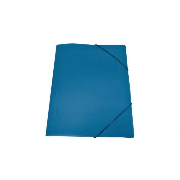Mapa din plastic Skag cu elastic Mapa in format A4 din polipropilena dimensiuni 25 x 35 cm Este ideala pentru stocarea si transportul documentelor datorita sistemului de inchidere cu elastic