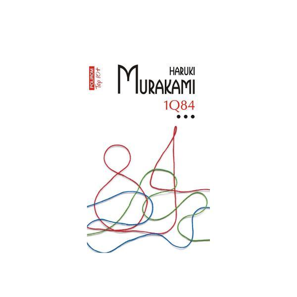 Mult-asteptatul volum 3 al trilogiei1Q84 o carte in care Haruki Murakami ne promite sa dezlege enigmele lasate in suspans un roman in care magicul si oniricul sint lasate sa se manifeste cu naturalete si ingeniozitateRaminem in 1Q84 sau exista totusi o portita inapoi catre 1984 Menit sa ofere un final povestii lui Tengo si a lui Aomame ultimul volum aduce o serie de complicatii narative