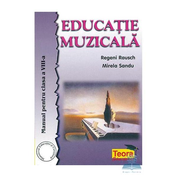 Educatie muzicala clasa a VIII-a