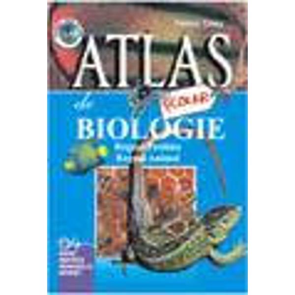 Atlas de biologie zoologic