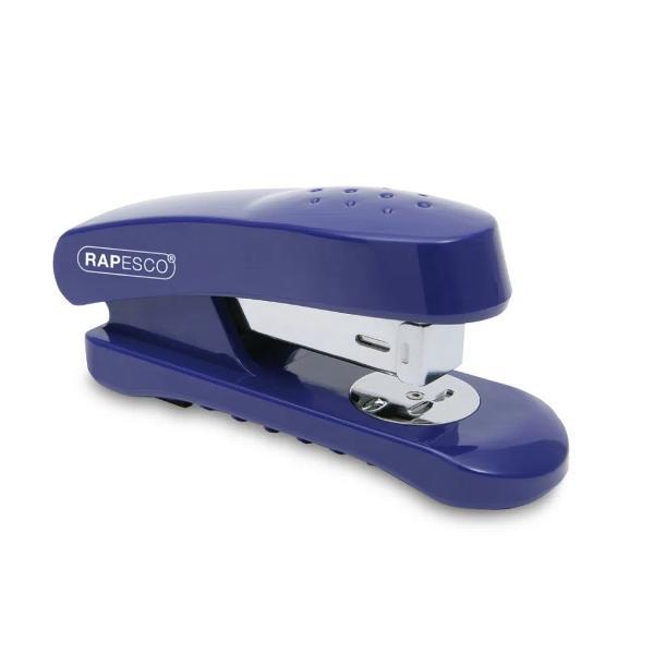 Capsatorul 20 coli plastic Snapper Rapesco este ideal pentru biroul tau Confectionat din plastic utilizeaza capse 246 si 266 capacitate de capsare 20 coli