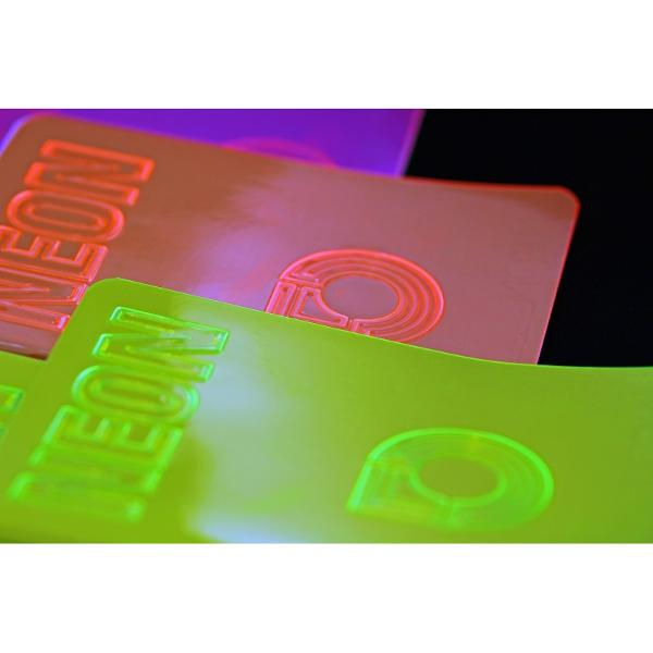 Caiet A4 NEON PP velin 42 file 80gmp diverse culori Koh-I-Noor· format A4· 42 file· tip velin· model NEON· culori disponibile portocaliu roz verde
