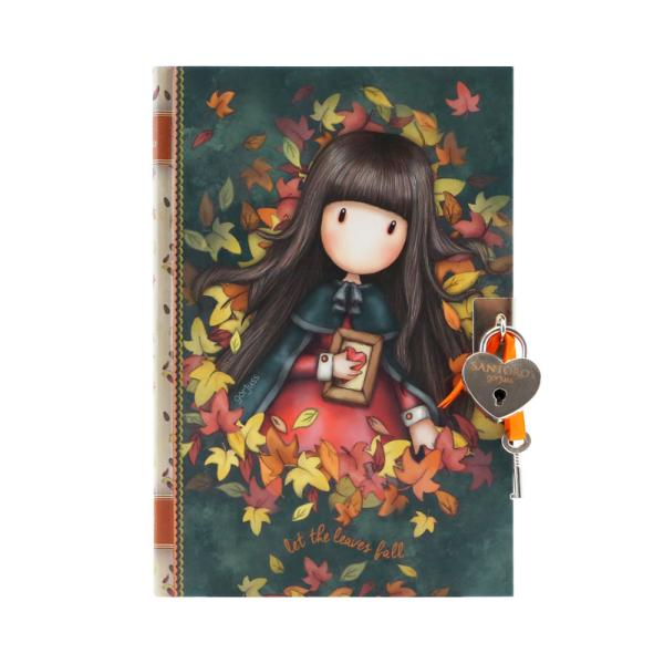Jurnal cu cheita - Autumn Leaves