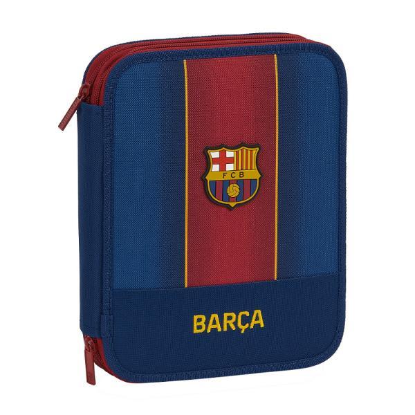 Penar dublu echipat 55 piese FC Barcelona 248x195x45