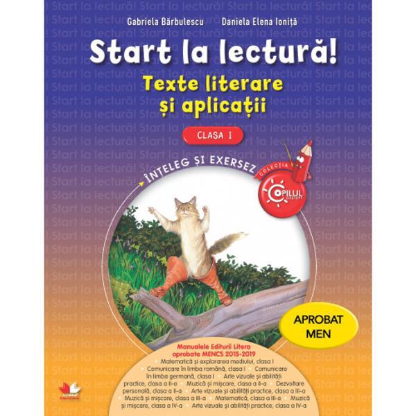 Lucrarea îi introduce pe elevi în studiul textelor literare ale marilor scriitori români &537;i universali Le stimuleaz&259; gustul pentru lectur&259; &537;i analiz&259; pentru exprimarea unor idei &537;i formarea unor opiniiEditura Litera Educa&355;ional parte aGrupului Editorial Literafondat în 1989 public&259; &537;i difuzeaz&259; manuale &537;i auxiliare &537;colare în format tip&259;rit