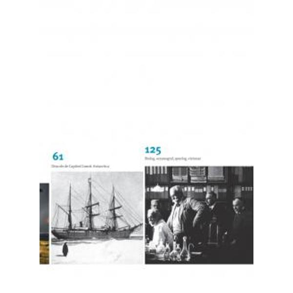 La 15 august 1897 corabiaBelgicaa pornit spre Antarctica într-o expedi&539;ie &537;tiin&539;ific&259; finan&539;at&259; de guvernul belgian dar cu echipaj interna&539;ional Pentru importanta misiune de biolog a fost ales tân&259;¬rul oceanograf român Emil Racovi&539;&259; proasp&259;t doctor la Sorbona Dup&259; mai bine de o sut&259; de ani o echip&259; româneasc&259; îi aduce un omagiu marelui savant &537;i