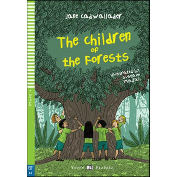 CEFR Level A2Theme NatureDo you enjoy walking among the trees and watching for forest animalsDo you know how important forests are for our world and our healthThis book is about the three main different types of forests about where you can find them what the weather is like there and which animalslive in and under the trees It is also