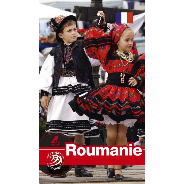 Seria de ghiduri turisticeDestination decouvertevarianta in limba franceza a colectieiCalator pe mapamond este realizata în totalitate de echipa editurii Ad Libri Traducatori nativi fotografi profesionisti si redactori cu experienta au gasit cea mai potrivita formula pentru un ghid turistic Romania complet