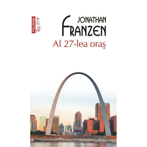 Al 27&8209;lea orasreprezinta romanul de debut al lui Jonathan Franzen autorul bestselleruluiCorectiiPolirom 2004Un roman de debut neobisnuit de puternic ambitios si bine realizat Cu o luciditate adeseori impregnata de cinism Franzen descrie intr&8209;o maniera care imbina realismul si fantezia evolutia – sau mai degraba involutia – orasului sau natal St Louis devenit miza unor jocuri de putere pe cit de