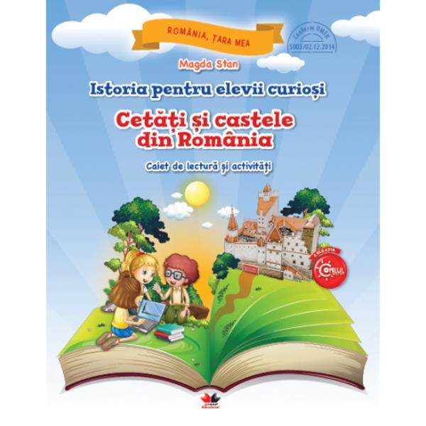 Cet&259;&539;i castele &537;i monumente din România- Cine a construit ora&537;ele &537;i cet&259;&539;ile antice din România- Unde au fost construite cele mai frumoase cet&259;&539;i &537;i castele- Cum arat&259; o biseric&259; fortificat&259;România are nenum&259;rate locuri frumoase înc&259;rcate de istorie &537;i de pove&537;ti care pot fi cunoscute &537;i explorate Le-am adunat